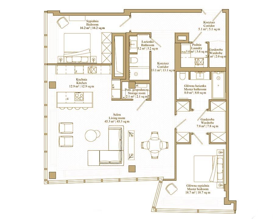 Apartament 501