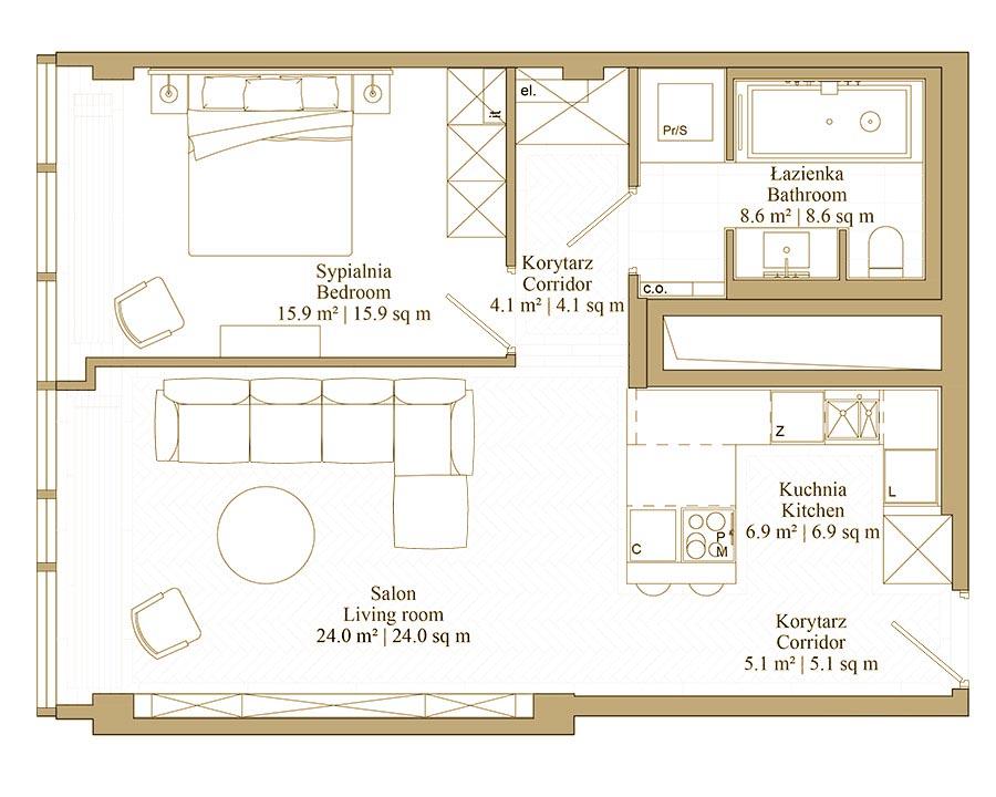 Apartament 502