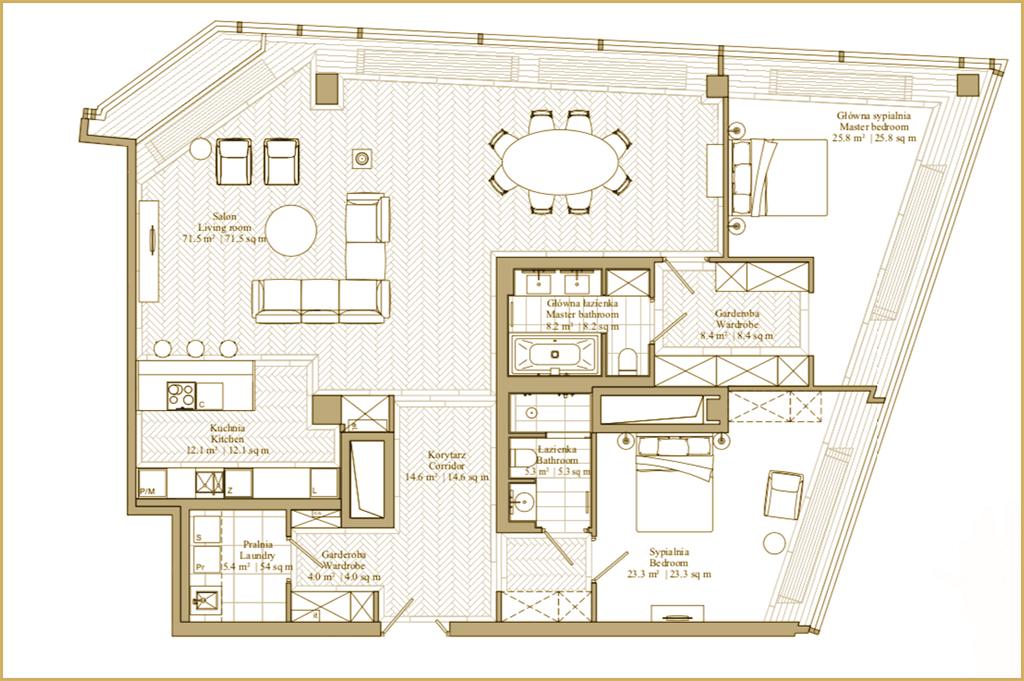 Apartament Kooku - Sky Loft